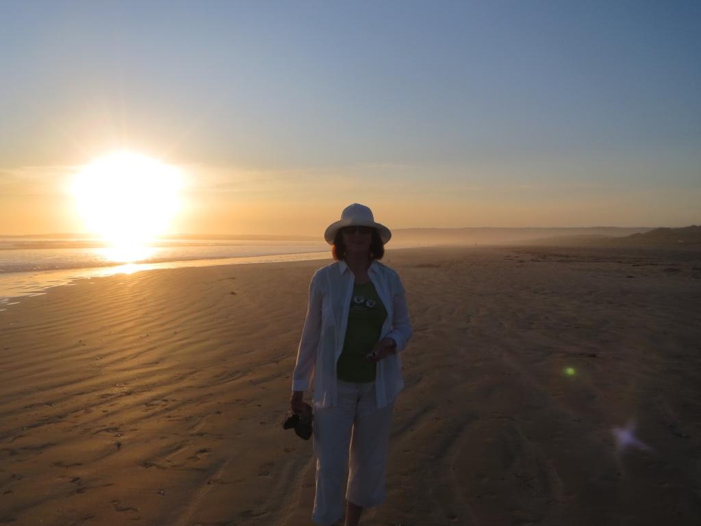 Sunset on Goolwa Beach