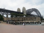 Park Hyatt with Sydney Harbour Bridge