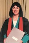 1990 Bachelor of Arts graduation
