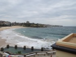 Another view of Coogee Beach