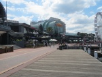 Darling Harbour promenade