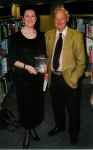 In 2003 my novel Automaton won the Wild & Woolley Fast Books Prize for best Australian self-published fiction. Peter Russell of ABC fame presented the prize.