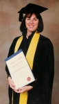 1991 Graduate diploma in Communication graduation