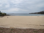 Coogee Beach where Noel has her morning swims